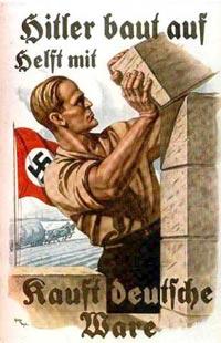 Building the Nazi Economy